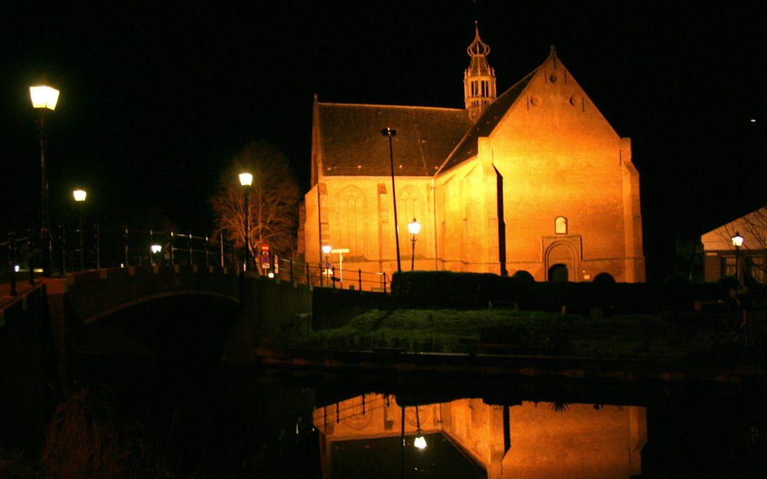 grote kerk in Oosthuizen, 500 jaar…